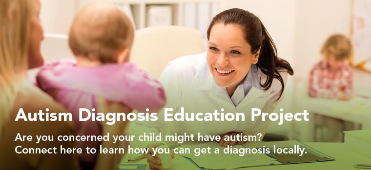 Autism Diagnosis Education Project