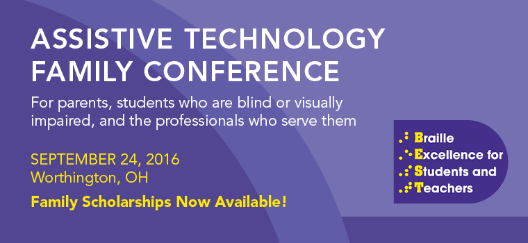 Assistive Technology Family Conference - 2016