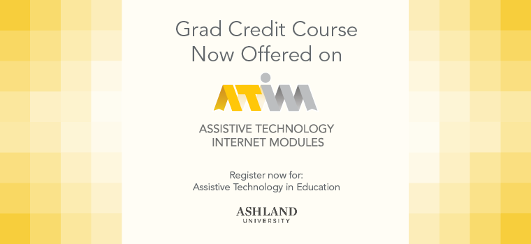 ATIM Grad Credit - Oct 2015