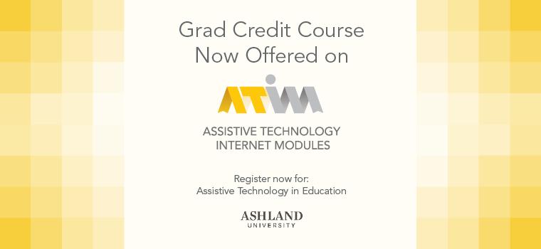 ATIM Grad Credit - Oct 2015