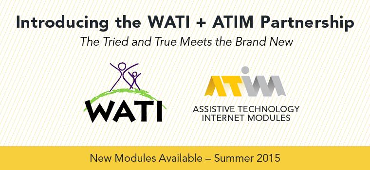 ATIM WATI Modules