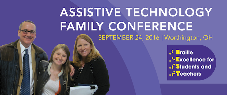 Assistive Technology Family Conference