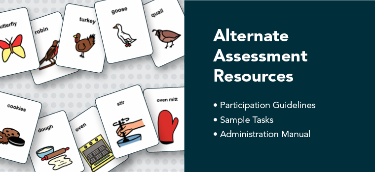 Alternate Assessment Resources