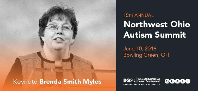 Northwest Ohio Autism Summit 2016