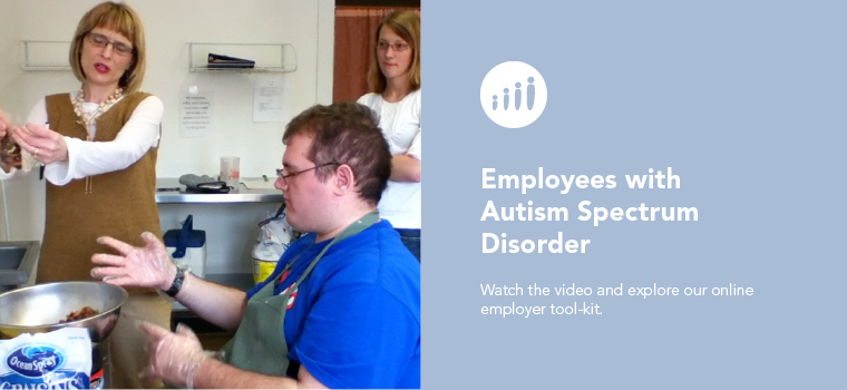 Employees with Autism Spectrum Disorder