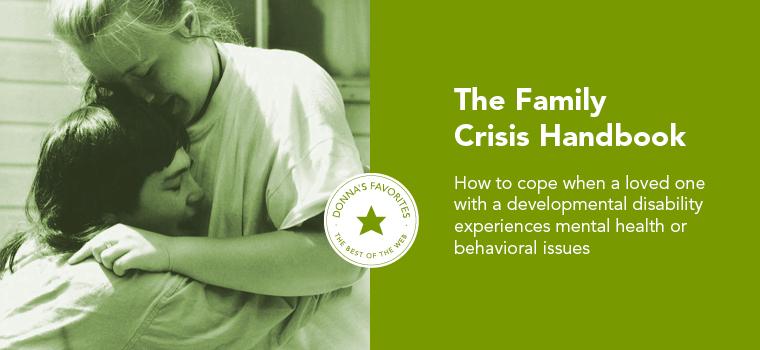 Donna's Favorite: The Family Crisis Handbook