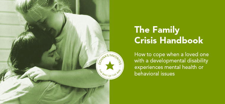 Donna's Favorite: The Family Crisis Handbook