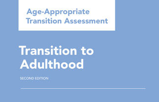 Age Approriate Transition Assessment: Age-Appropriate Transition Assessment