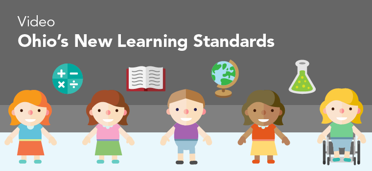 Ohio's New Learning Standards Video