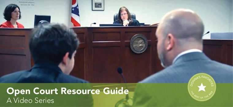 Donna's Favorite: Open Court Resource Guide