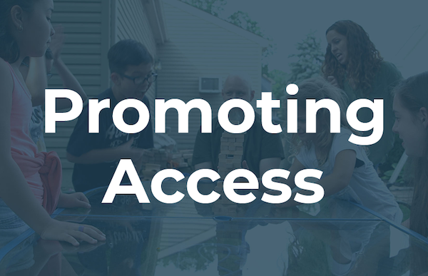 Promoting Access Sept 2020: Promoting Access for People Who are Deaf, Hard of Hearing, Blind, or Visually Impaired