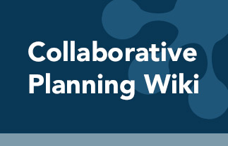 TDL Collaborative Planning Wiki: Collaborative Planning Wiki