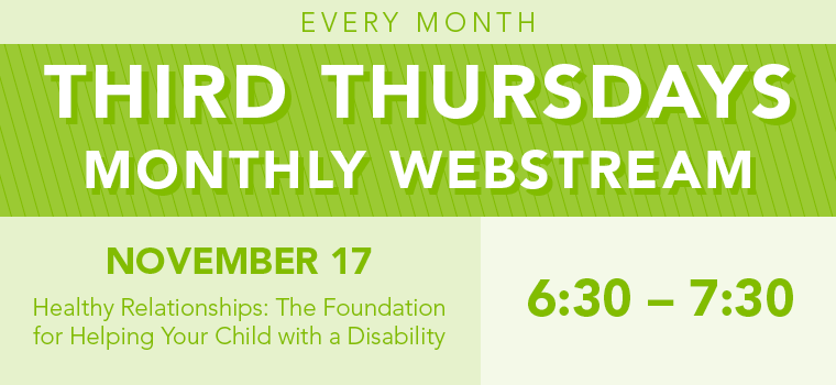 Third Thursday - Healthy Relationships