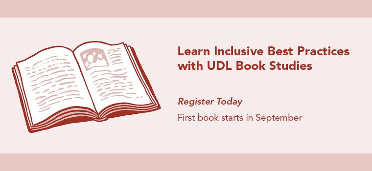 UDL Book Study 2014-9