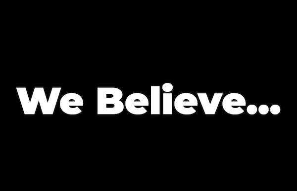 We Believe: OCALI's Statement on Racial Justice and Inequality