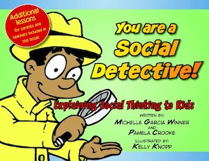 You Are a Social Detective Book Cover