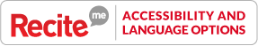 Start Accessibility and Language Toolbar