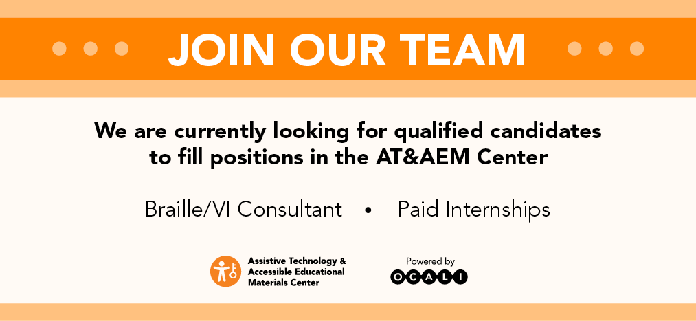 AT& AEM Center Position Openings