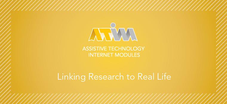 Assistive Technology Internet Modules