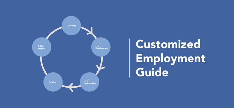 Customized Employment Guide