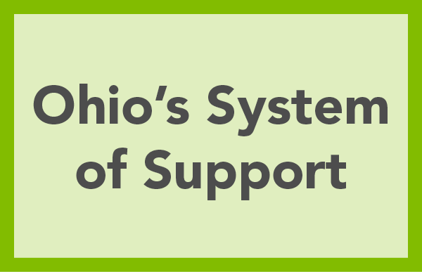 Ohio's System of Support: Ohio's System of Support for People with Disabilities and Their Families