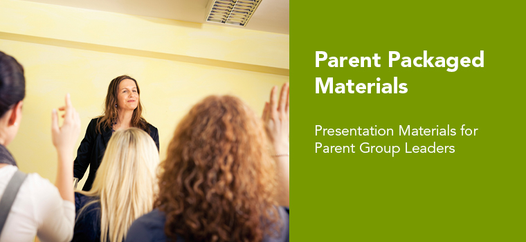 Parent Package Materials