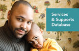 Services and Supports Database Image