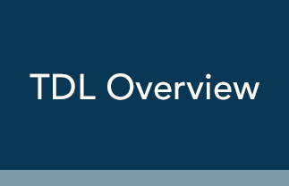 TDL Overview: Teaching Diverse Learners Overview